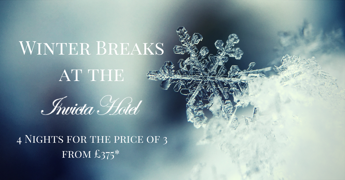 4 Nights for the price of 3 from £375